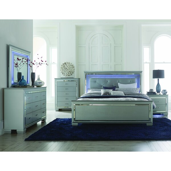 Boden Panel Configurable Bedroom Set by House of Hampton