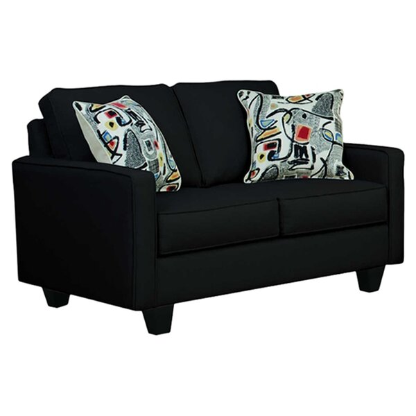Serta Upholstery Gearldine Loveseat by Zipcode Design