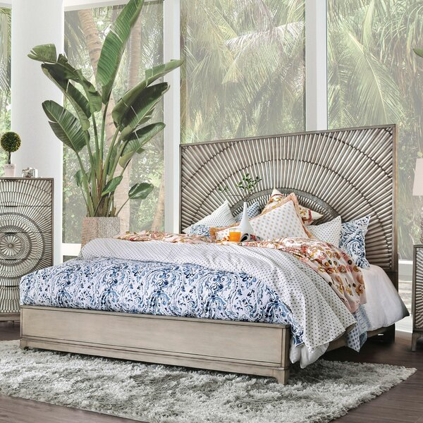 Rusnak Standard Bed by Bungalow Rose