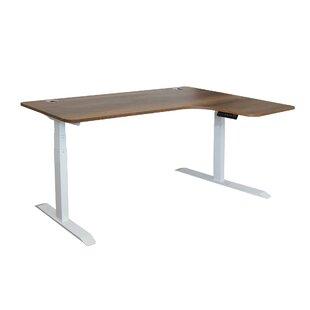 Yadira Ergonomic Height Adjustable Standing Desk