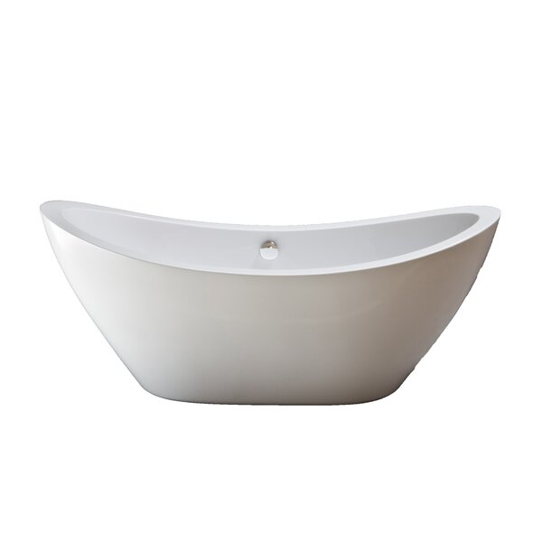 Seneca 65 x 31 Soaking Bathtub by Strom Plumbing by Sign of the Crab