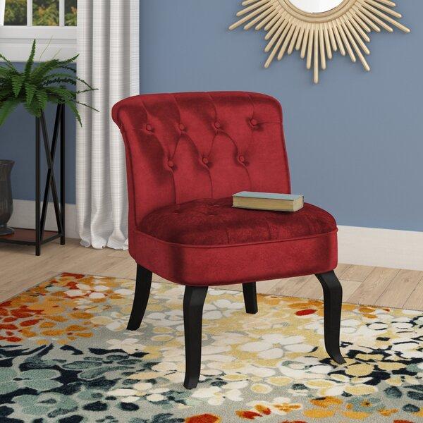 Jiya Slipper Chair By Darby Home Co