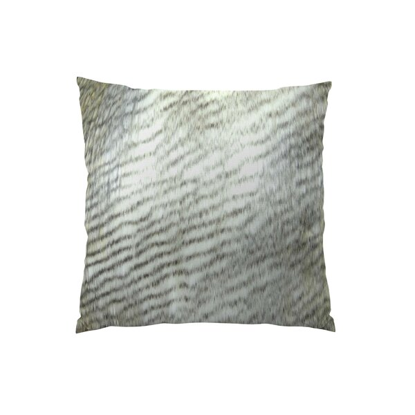 Alaskan Hawk Handmade Throw Pillow by Plutus Brands
