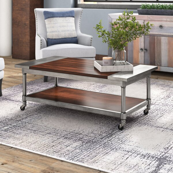 Foerer Coffee Table By Trent Austin Design Coupon