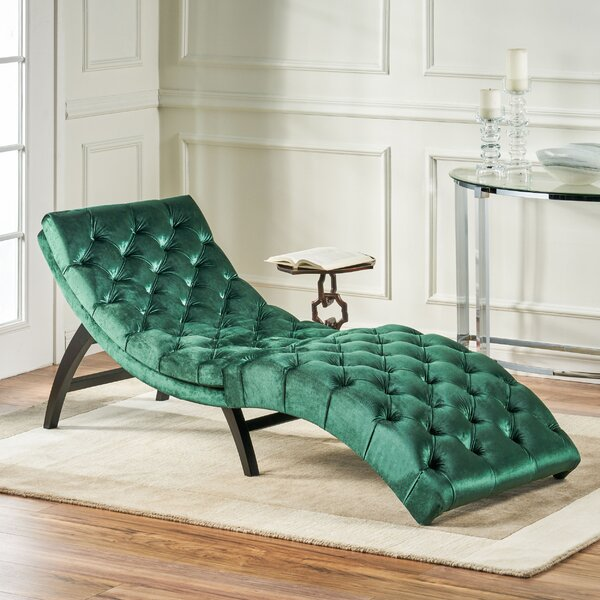 Rojo Chaise Lounge By Mercer41