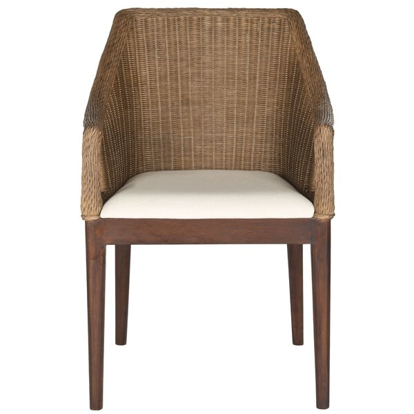 Bungalo Armchair by Bay Isle Home Bay Isle Home