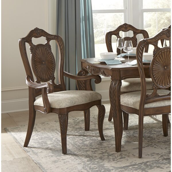 Upholstered Dining Chair (Set of 2) by Homelegance