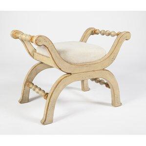 Kadine Upholsterd Bench by Astoria Grand