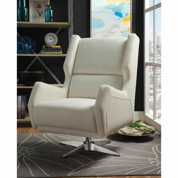 Miamisburg Swivel Wingback Chair by Ivy Bronx