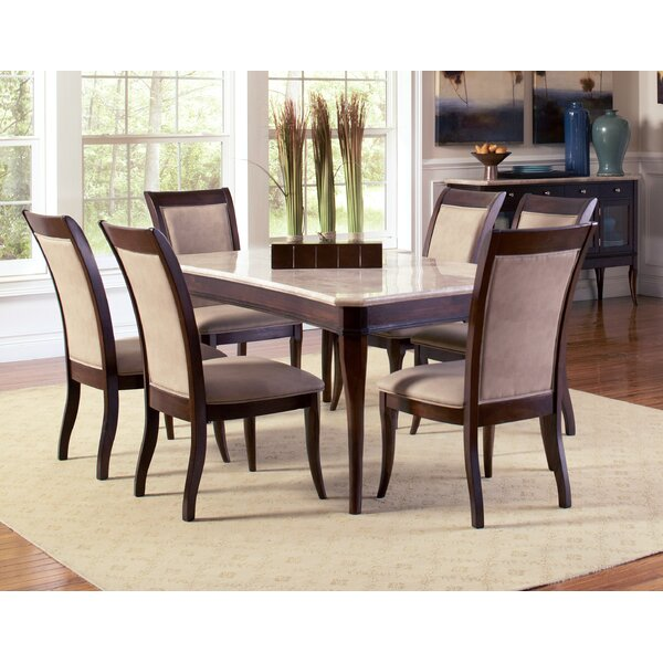 Swenson 7 Piece Dining Set by Darby Home Co