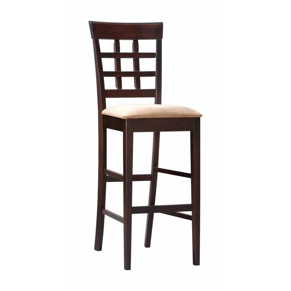 Quintal 31 Bar Stool (Set of 2) by Charlton Home