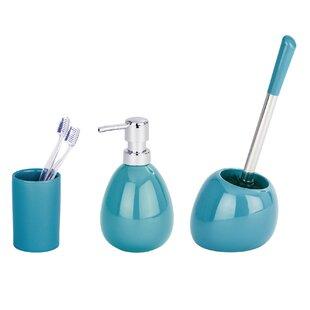 polaris bathroom accessory set