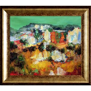 Esperance by Alex Bertania Framed Oil Reproduction by Tori Home