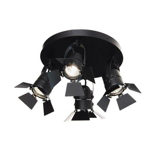 Mickey 4-Light Ceiling Spotlight Williston Forge