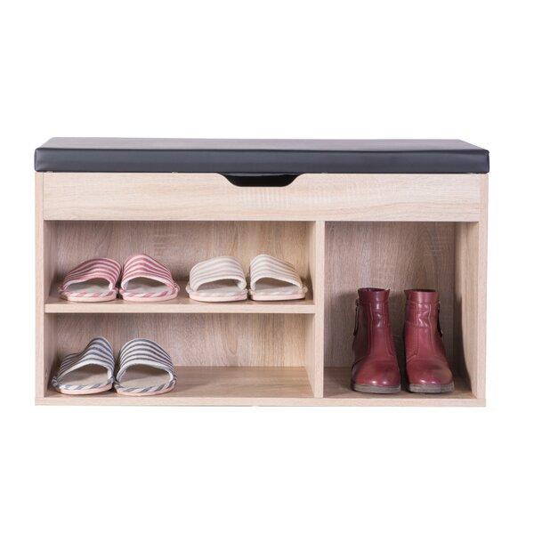 Shoe Rack Storage Entryway Bench By Latitude Run