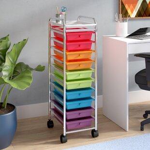 Eady 10 Drawer Storage Chest