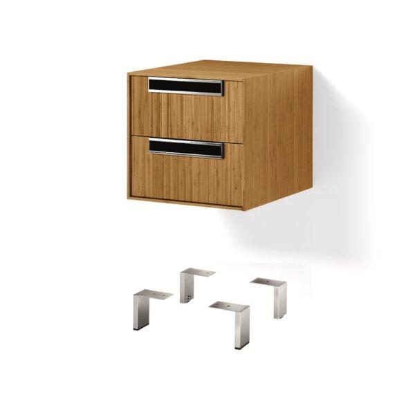 Scotts Valley 15.75 W x 18.98 H Cabinet by Brayden Studio