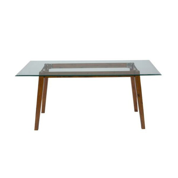 Aadi Wooden Dining Table by George Oliver