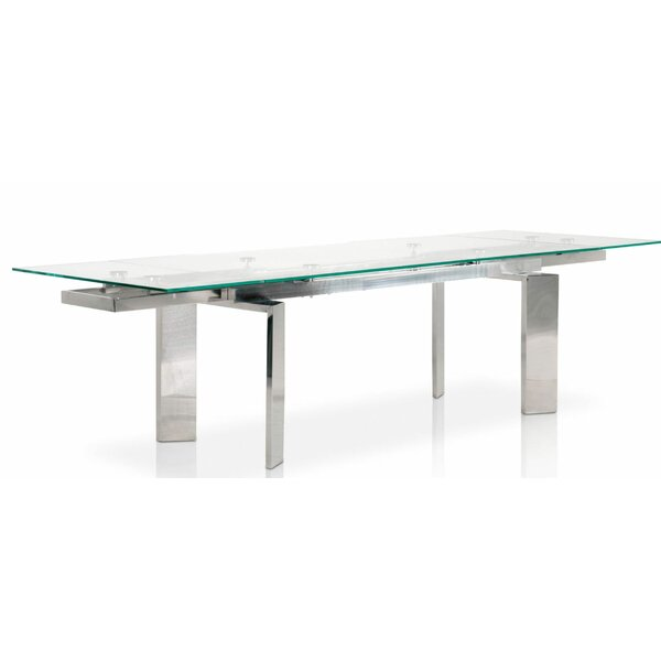 Sample Extendable Dining Table By Orren Ellis