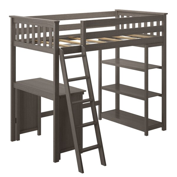 Forbes Loft Bed by Trule Teen