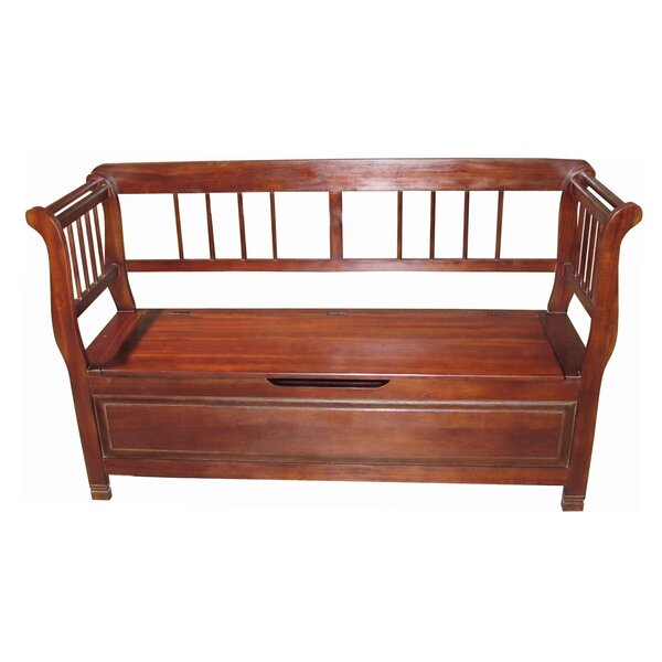 Lift Wood Storage Bench by D-Art Collection
