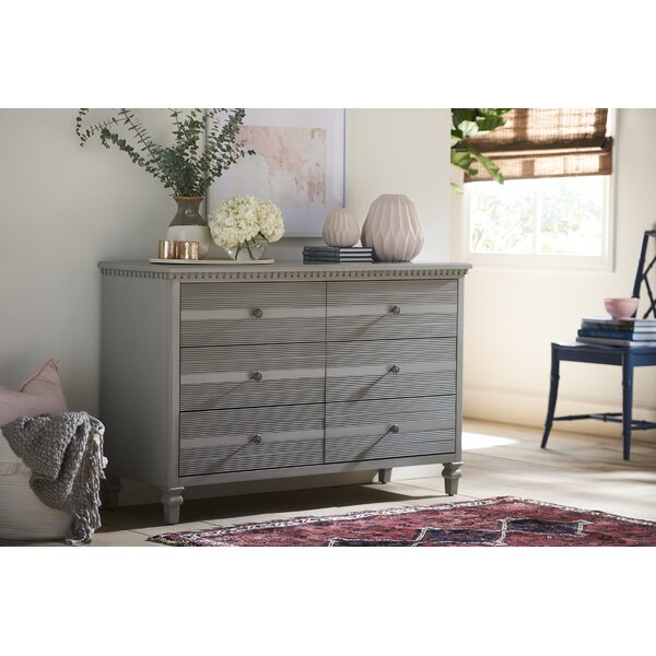 Debonair 6 Drawer Double Dresser by YoungHouseLove