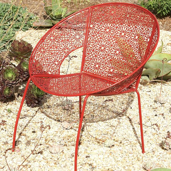 Colebrook Metal Side Chair by Ivy Bronx