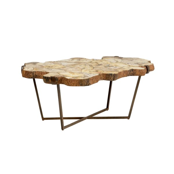 Fossil Coffee Table By Wildwood