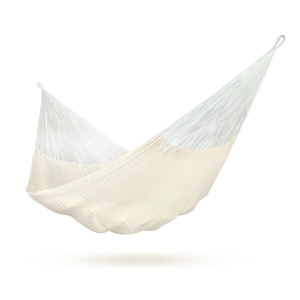 MEXICANA Mayan Net Cotton Tree Hammock by LA SIESTA
