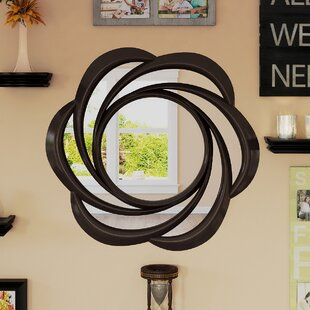 Andover Mills Swirl Frame Accent Mirror
