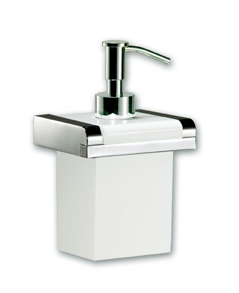 Musa Wall Soap Dispenser by Hispania Home