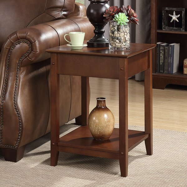 Williams End Table by Charlton Home