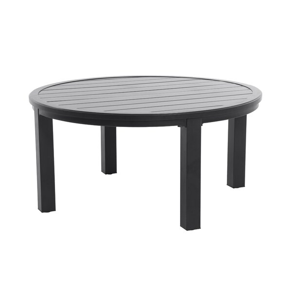 Attalla Metal Dining Table by Canora Grey