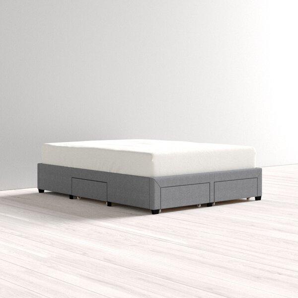 Braham Queen Upholstered Storage Platform Bed by Red Barrel Studio