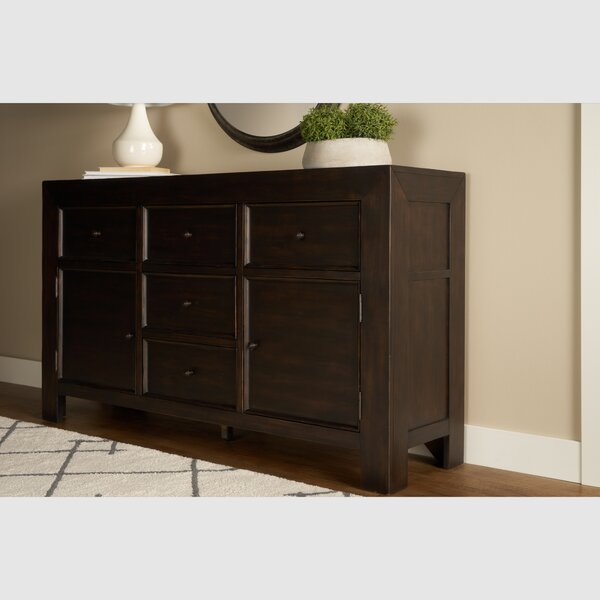 Nieves Solid Wood TV Stand For TVs Up To 88