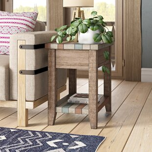 Guadalupe Ridge End Table