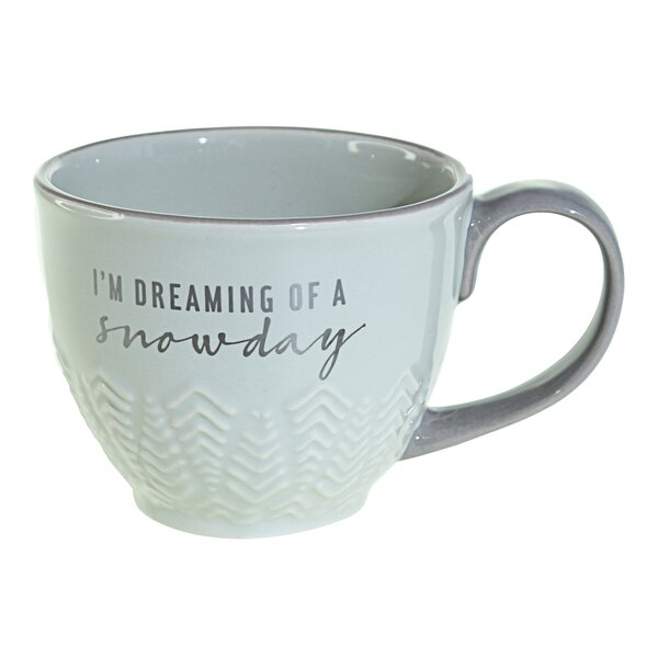 I M Dreaming Of A Snow Day Coffee Mug By Floor 9.
