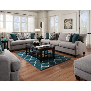 Rosalie 4 Piece Living Room Set by Sand & Stable™