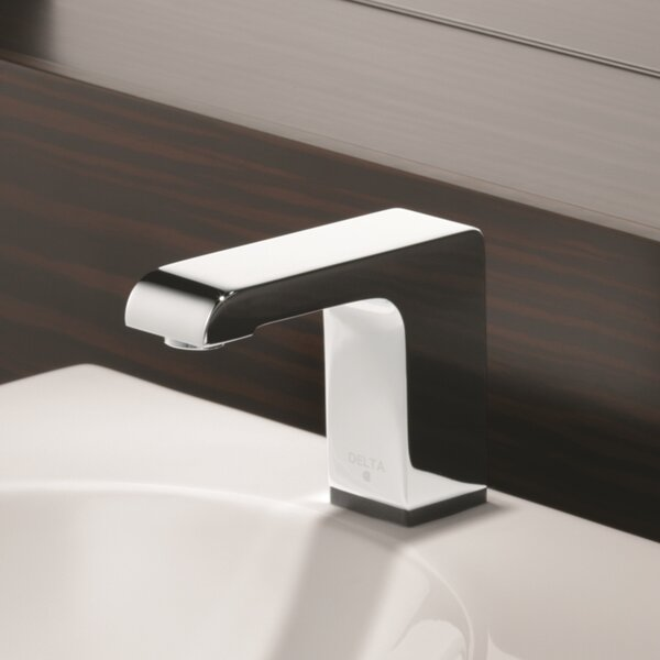 Electronic Standard Bathroom Faucet by Delta