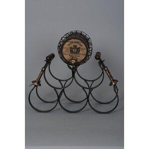 Classic Home 5 Bottle Tabletop Wine Rack by Karen Didion Originals