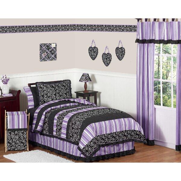 Kaylee Comforter Set by Sweet Jojo Designs
