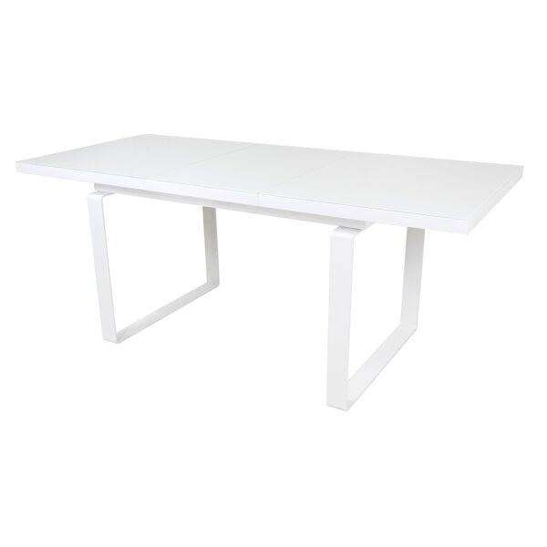 Reinhart Extendable Dining Table by Orren Ellis Orren Ellis