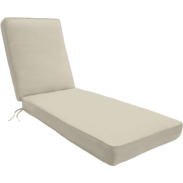 Outdoor Chaise Lounge Cushion by Wayfair Custom Outdoor Cushions