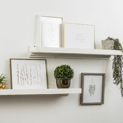Bedroom White Wall Amp Display Shelves You Ll Love In 2019