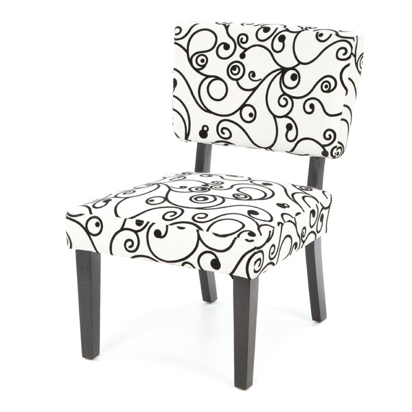 Blair Slipper Chair by Ebern Designs