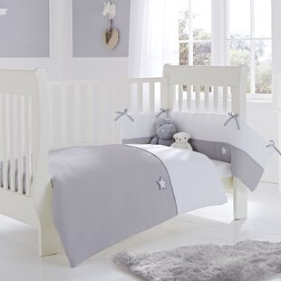 baby cot bedding sets grey wayfair co uk