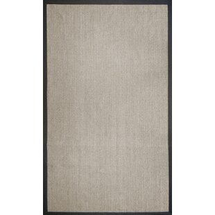 Handmade Marble and Black Area Rug ByPark Avenue Rugs
