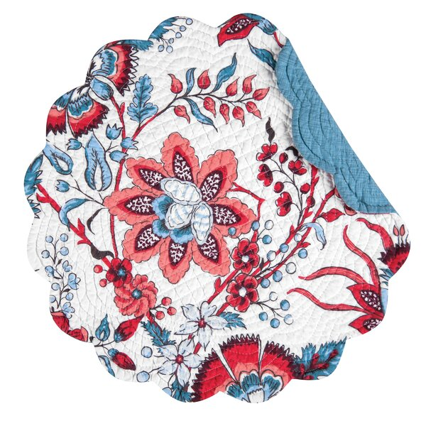 Adrienne 17 Placemat (Set of 6) by C&F Home