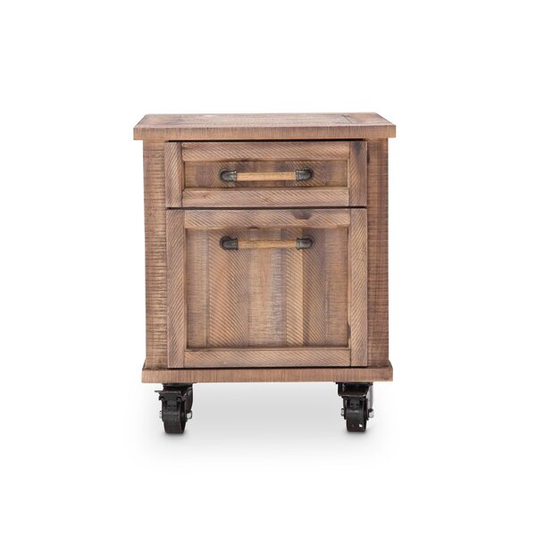 Crossings File 2 Drawer Accent Chest By 17 Stories