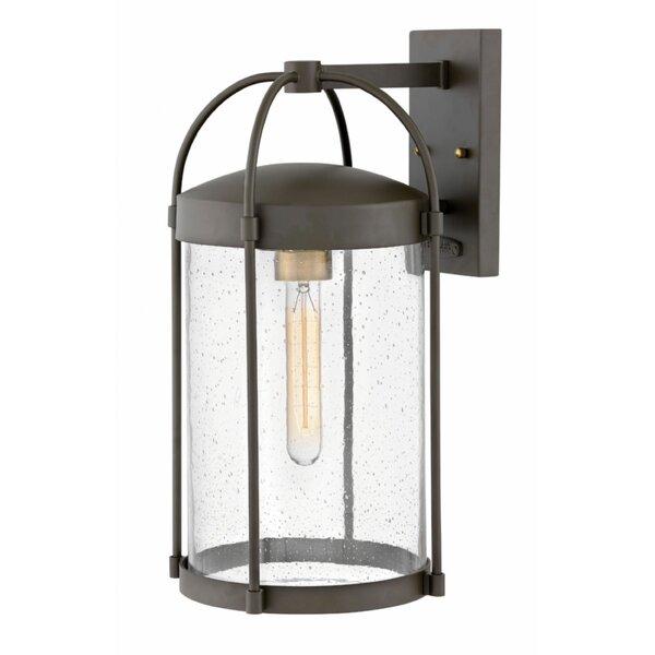 Drexler Outdoor Wall Lantern By Hinkley Lighting.